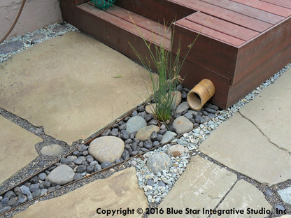INNER-PUEBLO STRUCTURES AND STORMWATER ASSESSMENT Drain Example