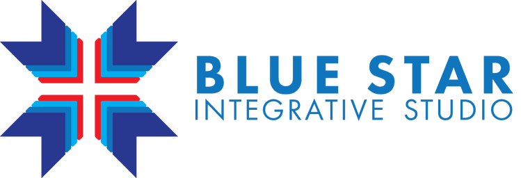 Blue Star Integrative Studio Logo